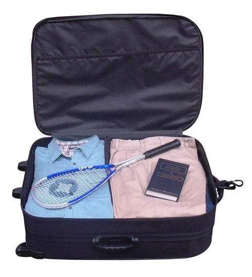 Jeu de soirée : dans ma valise