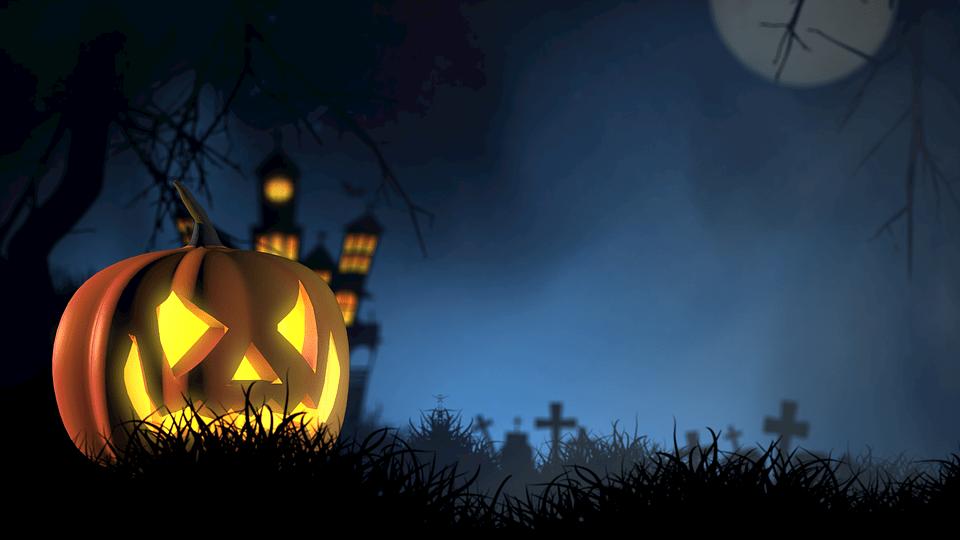 Animation Halloween